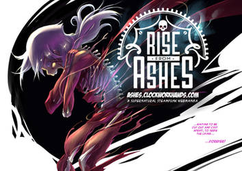Rise From Ashes webcomic by Clockwork7