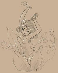 Poison Ivy by Clockwork7