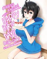 Rein - Happy Birthday by TiltedCube
