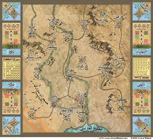 Iraq Board Game by shawnbrown