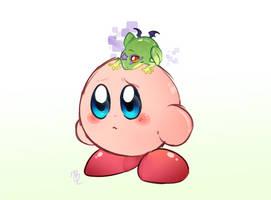 Evil Frog by AriaKey