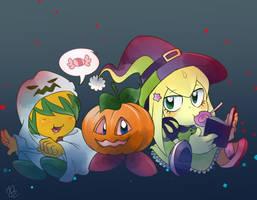 October! by AriaKey