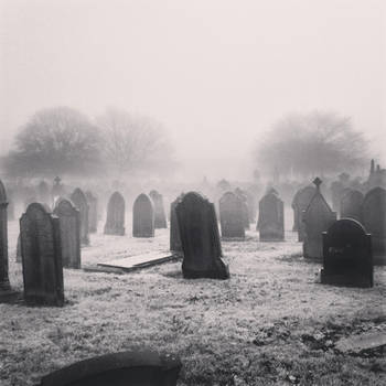 Walk in the Graveyard #2 by AndrewNickson