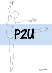P2U base - dancer03 by angela-sparkle