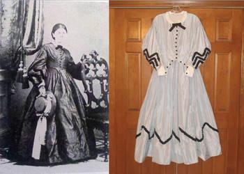 Civil War Day Dress by Erevanur