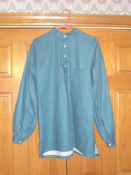 Civil War Blue Shirt by Erevanur