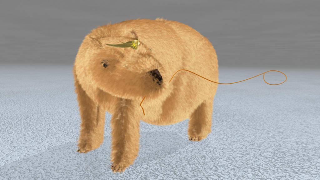 Wonder Wombat by ManyardButler