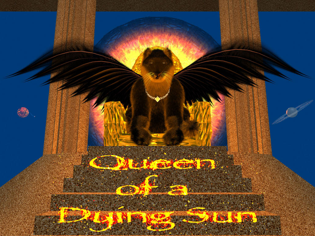 Queen of a Dying Sun by ManyardButler