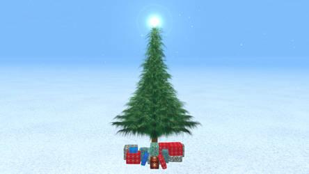 Christmas Tree 2018 by ManyardButler