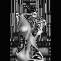 Vestigial Nymph II by Paula-Rosa