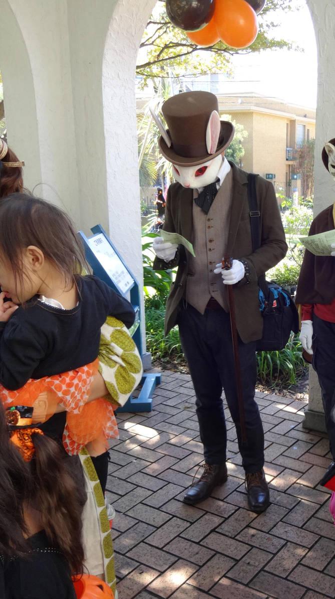 Yokohama Halloween walk 2013 (04) by DensenManiya