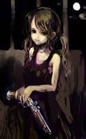 GUNSLINGER GIRL by DensenManiya
