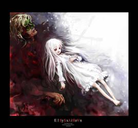 EL and Abyss by DensenManiya