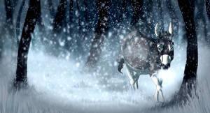 CW | Secret Santa | Ozzer by Wistfully-Dreaming