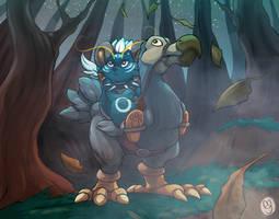 Dodo power by Mogueta