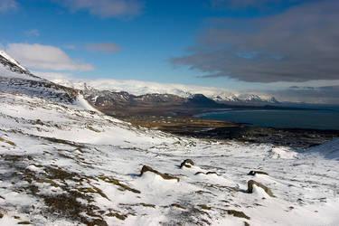 From Snaefellsjokull by Delacorr