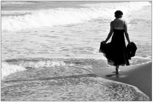Ocean Waltz by Delacorr