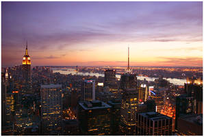 Top of the Rock by Delacorr