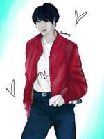 its ya boi skinny korean jungkook by JasminTheSinnerx3