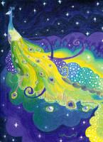 Krishna's Dream by d33ds