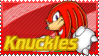Knuckles Stamp by Knightmare-Moon