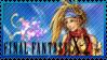Final Fantasy Rikku Stamp by Knightmare-Moon