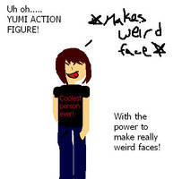 An action figure of myself by lost-inmyself