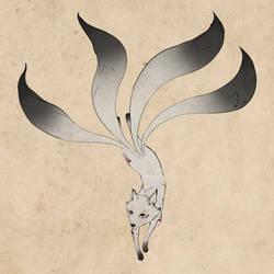 Kitsune by Cephceph