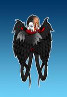phantom of the opera bird by yayzus