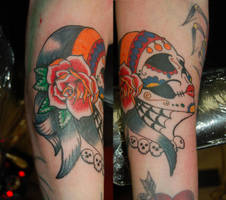 day of the dead gypsy by yayzus