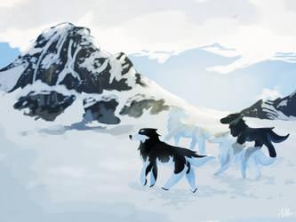 Tokos! exploration by littlemeepmeep