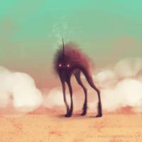 fluffelcorn by malisaa
