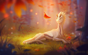 Autumn Shimmer by malisaa