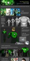 Poster Tutorial  Green Lantern by hyzak