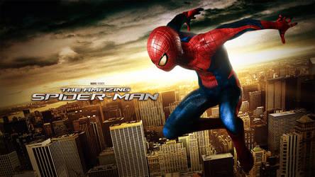Spider-Man 2012 Concept by hyzak