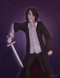 A true Gryffindor by Lucy--C