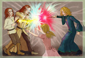 the fatal duel by Lucy--C