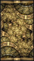 gold infinity by Lucy--C