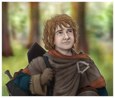 Bilbo - There and Back Again by Lucy--C