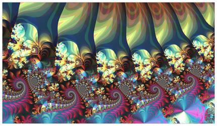 My Fractal Parade by Lucy--C