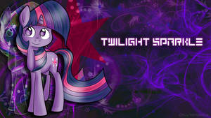 Commission: Twilight Sparkle Wallpaper by LlamasWithKatanas