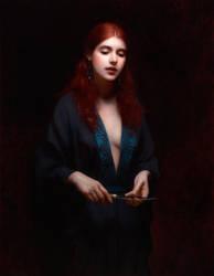 Lucretia by GottliebStudios