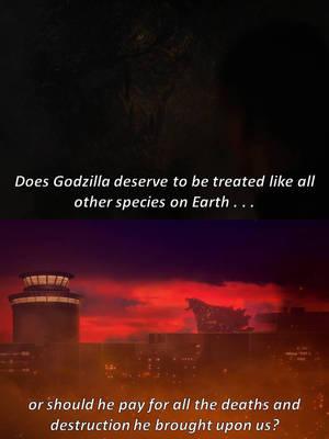 The Two Views of Godzilla by artdog22