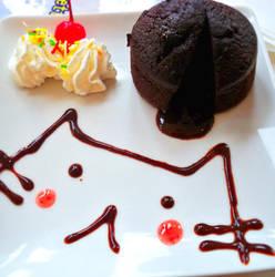 Cute Maid Cafe Food by yatoujisatsukix