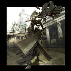 Dark knight by REAL-FIDUCIOSE