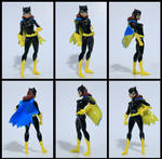 Custom Batgirl Toy by March90
