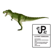 Jurassic Park III Tyrannosaurus Action Figure by March90