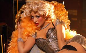 Christina Aguilera by m4riOS