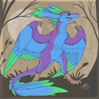g.d.t.a Commission - Flix by Key-Feathers