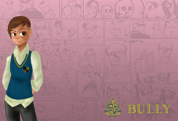 Bully: Gary Smith by Rave-Light